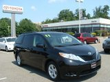 2011 Black Toyota Sienna LE #84766885