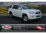2013 Blizzard White Pearl Toyota 4Runner SR5 4x4 #84766540
