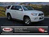 2013 Blizzard White Pearl Toyota 4Runner SR5 4x4 #84766539