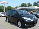 2011 Black Toyota Sienna Limited AWD #84766882