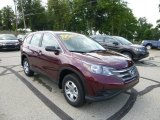 2013 Basque Red Pearl II Honda CR-V LX AWD #84767057