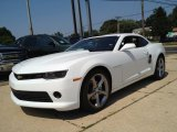 2014 Summit White Chevrolet Camaro LT/RS Coupe #84809734