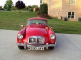 MG MGA Data, Info and Specs