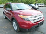 2014 Ruby Red Ford Explorer XLT 4WD #84809716