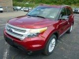 2014 Ford Explorer Ruby Red