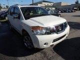 2012 Blizzard White Nissan Armada Platinum #84809823