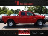 2014 Flame Red Ram 1500 Tradesman Quad Cab 4x4 #84809517