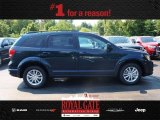2014 Fathom Blue Pearl Dodge Journey SXT #84809507