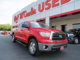 2010 Radiant Red Toyota Tundra TRD CrewMax #84809621