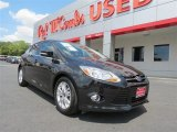 2012 Tuxedo Black Metallic Ford Focus SEL 5-Door #84809611