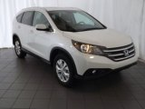 2014 White Diamond Pearl Honda CR-V EX-L #84809486