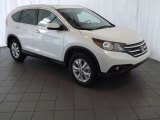 2014 White Diamond Pearl Honda CR-V EX-L #84809485
