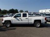 2014 Summit White Chevrolet Silverado 1500 LT Double Cab 4x4 #84810165