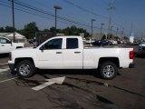 2014 Summit White Chevrolet Silverado 1500 LT Double Cab 4x4 #84810164