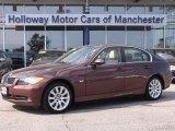 2006 Barrique Red Metallic BMW 3 Series 330xi Sedan #84810149