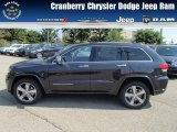 2014 Maximum Steel Metallic Jeep Grand Cherokee Overland 4x4 #84809672