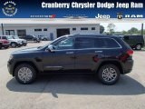 2014 Brilliant Black Crystal Pearl Jeep Grand Cherokee Limited 4x4 #84809669