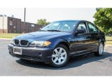 2004 Orient Blue Metallic BMW 3 Series 325i Sedan #84809884