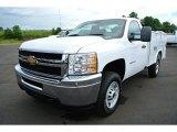 2014 Chevrolet Silverado 2500HD WT Regular Cab Utility Truck Data, Info and Specs