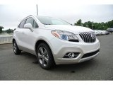 2013 White Pearl Tricoat Buick Encore Leather #84809963