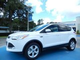 2014 Oxford White Ford Escape SE 1.6L EcoBoost #84809657