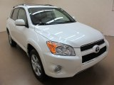 2011 Super White Toyota RAV4 Limited #84809471