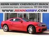 2014 Crystal Red Tintcoat Chevrolet Camaro SS/RS Coupe #84809872