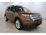 2011 Golden Bronze Metallic Ford Explorer XLT 4WD #84809952