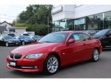 2012 Crimson Red BMW 3 Series 328i Convertible #84809573