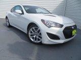 2013 White Satin Pearl Hyundai Genesis Coupe 2.0T Premium #84809773
