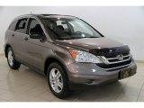 2011 Urban Titanium Metallic Honda CR-V EX 4WD #84809945