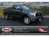 2013 Magnetic Gray Metallic Toyota Tundra SR5 TRD Double Cab 4x4 #84809458