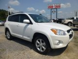 2011 Super White Toyota RAV4 Limited 4WD #84810039