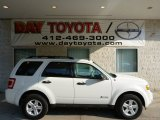 2009 Oxford White Ford Escape Hybrid #84809559
