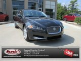 2013 Stratus Grey Metallic Jaguar XF I4 T #84810029