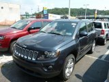 2014 Maximum Steel Metallic Jeep Compass Latitude 4x4 #84809854