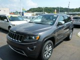 2014 Granite Crystal Metallic Jeep Grand Cherokee Limited 4x4 #84809853