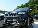 2014 Maximum Steel Metallic Jeep Grand Cherokee Overland 4x4 #84809852