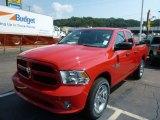 2014 Flame Red Ram 1500 Express Quad Cab 4x4 #84809848