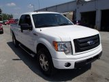 2010 Oxford White Ford F150 STX SuperCab 4x4 #84809549