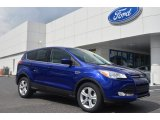 2014 Deep Impact Blue Ford Escape SE 1.6L EcoBoost #84809754