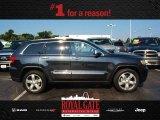 2012 Maximum Steel Metallic Jeep Grand Cherokee Overland 4x4 #84859544