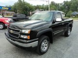 2007 Chevrolet Silverado 1500 Classic LT Z71 Regular Cab 4x4 Data, Info and Specs