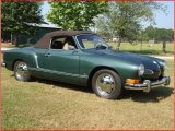 Volkswagen Karmann Ghia 1974 Data, Info and Specs
