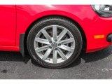 Volkswagen Golf 2010 Wheels and Tires