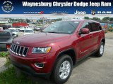 2014 Deep Cherry Red Crystal Pearl Jeep Grand Cherokee Laredo 4x4 #84859820