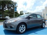 2014 Sterling Gray Ford Focus SE Sedan #84859631