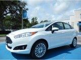2014 Ford Fiesta Titanium Sedan Data, Info and Specs