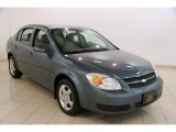 2007 Blue Granite Metallic Chevrolet Cobalt LT Sedan #84860001