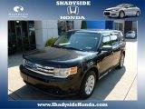 2010 Tuxedo Black Ford Flex SE #84859616
